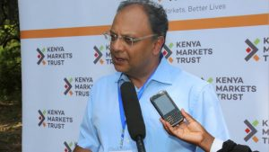 Kevit Desai Board Chair