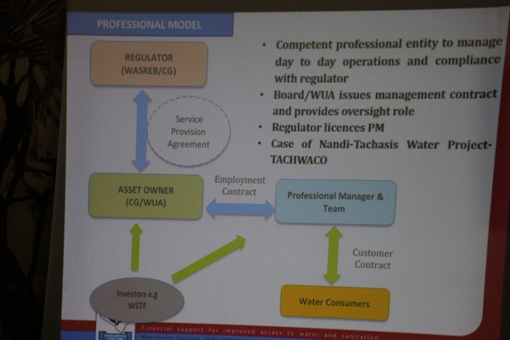Professional Management (PM) model