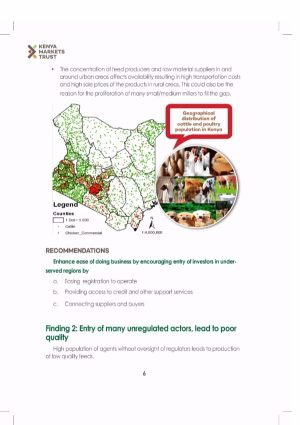 Full Report: Mapping animal feed manufacturers and