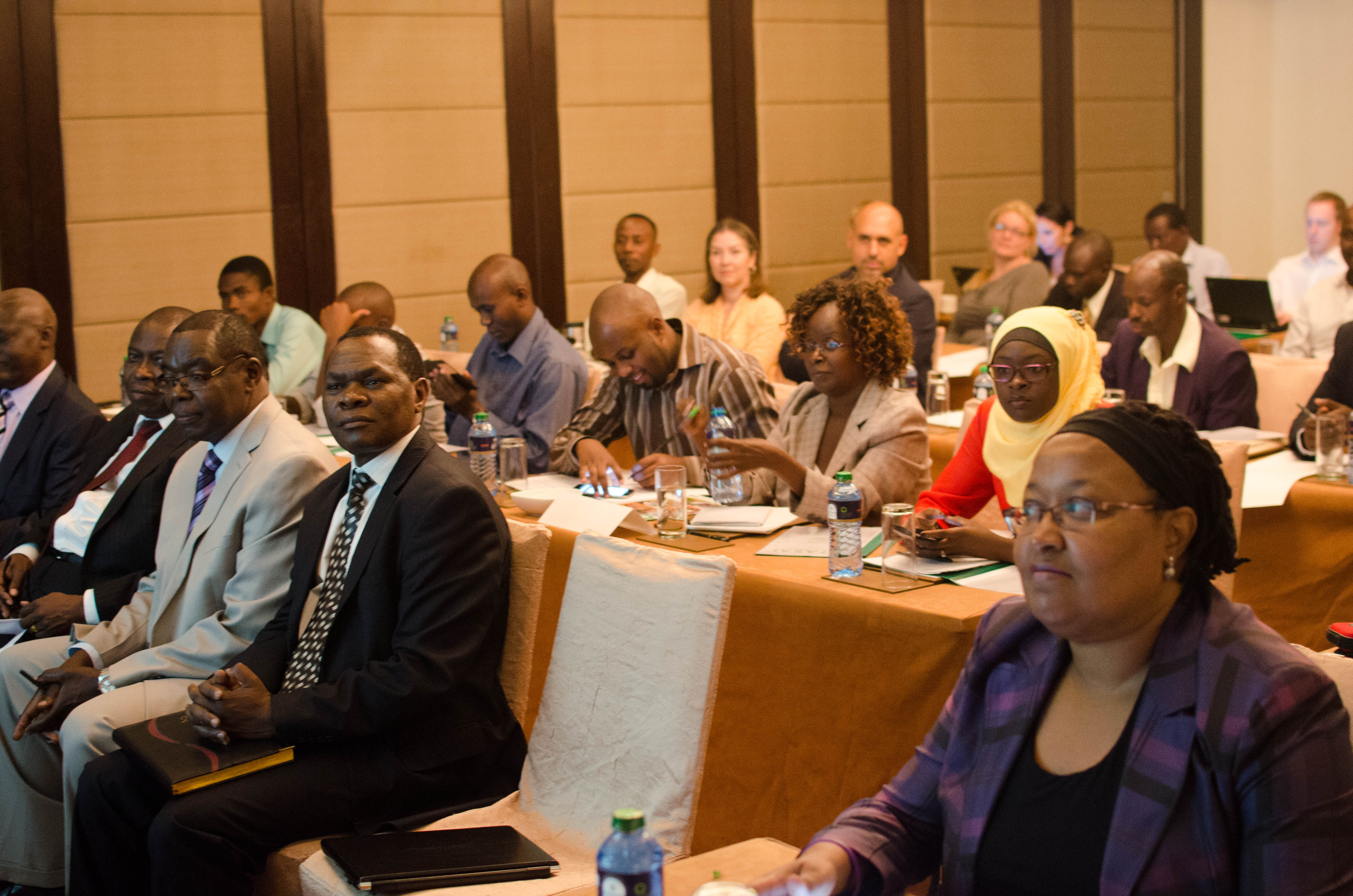 Delegates present at the TASAI launch. Photo Credit: Agri-Experience