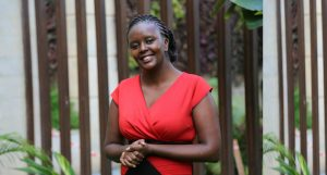 Rachael Muthoni: Driven by desire to impact people's lives