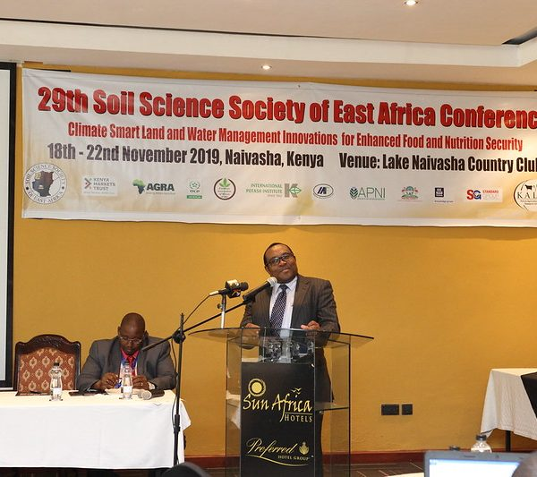 soil science conference 2019